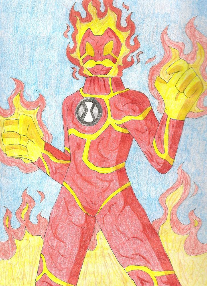 Ben10_heatblast_by_lvdpoppe